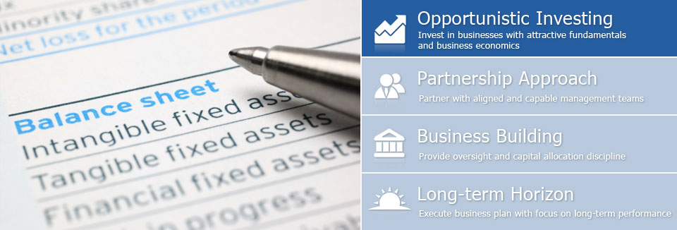 Opportunistic Investing - Invest in businesses with attractive fundamentals and business economics